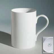 Mug en porcelaine - Capacité de 0,26L